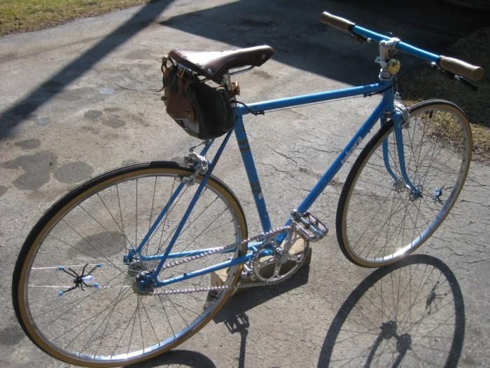Takara bicycle repurposed
