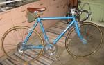 Repurposed Takara bicycle